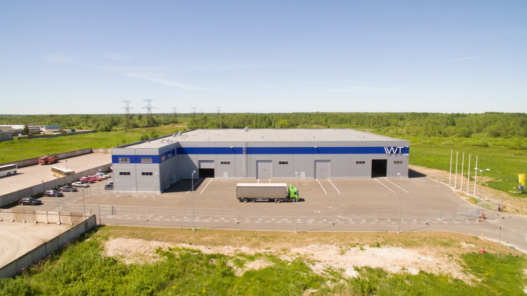 Launch of new modern production in Estonia
